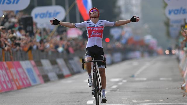 'A monument for Mollema' - Watch Dutchman's stunning victory