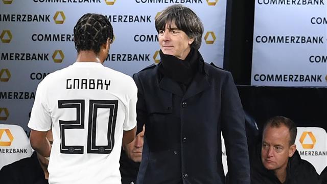 Fast Weltmeister: Löw überrascht mit Aussage zu Gnabry