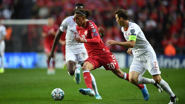 Poulsen sichert dänischen Sieg, Spanien remis bei Ramos-Rekord