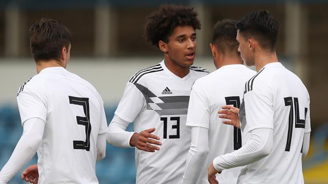EM-Ticket rückt näher: Deutsche U19 überzeugt in Schottland