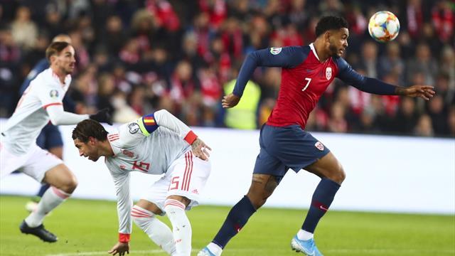 ⚽🇪🇸 ¡Pinchazo de última hora! A España se le escapa el triunfo ante Noruega (1-1)