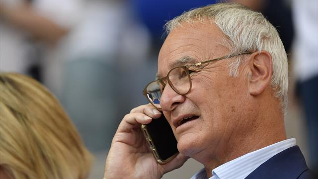 Sampdoria appoint Ranieri as new coach on two-year deal