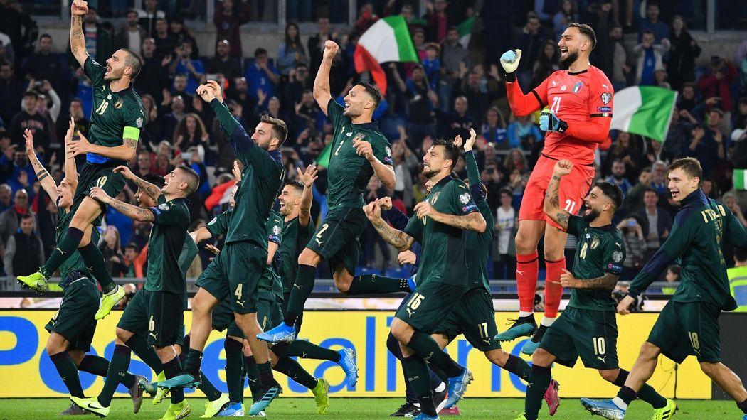 Calendrier Championnat D Europe De Football 2020.Qualifiee Pour L Euro 2020 Deux Ans Apres L Apocalypse De