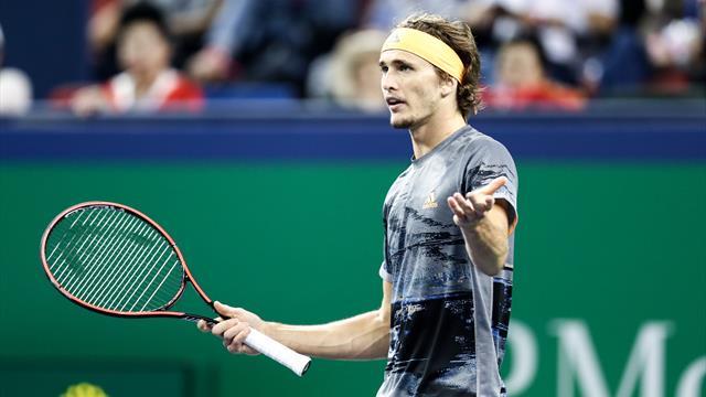"""Clément: """"Toute la planète tennis sait désormais que Zverev tremble en fin de set"""""""