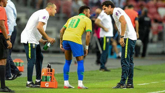 L'absence de Neymar connue — PSG