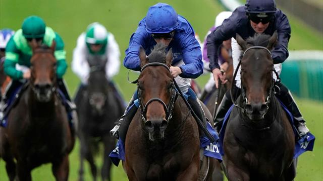 Six from six for unbeaten Pinatubo with victory in Newmarket's Dewhurst Stakes