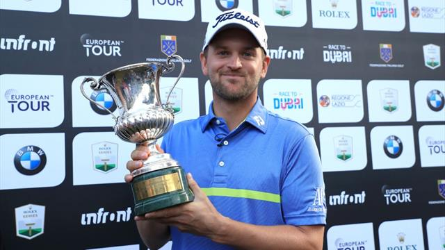 Open d'Italia: vince l'austriaco Wiesberger, settimo posto per Francesco Laporta