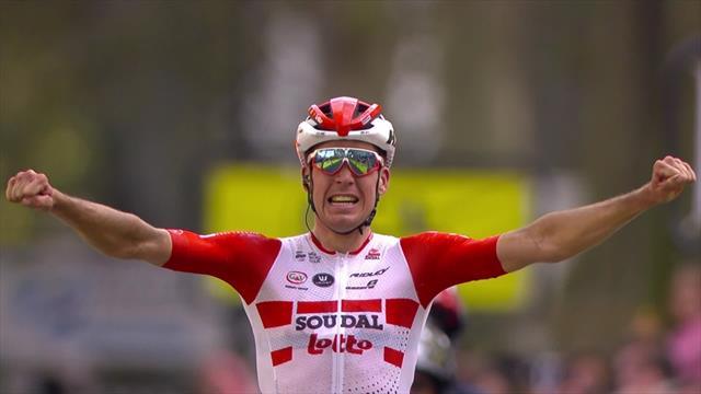 """""""Wallays con un'impresa da altri tempi"""": è del belga la Parigi-Tours. La stagione 2019 si chiude qui"""