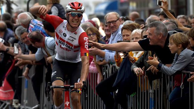 Cinq ans après, Wallays remporte à nouveau Paris-Tours