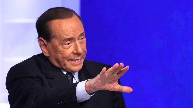 Berlusconi attacca Gazidis: