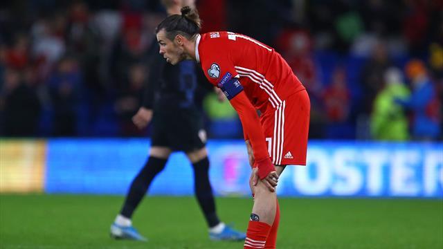 Bale y Modric caen lesionados y preocupan al Real Madrid