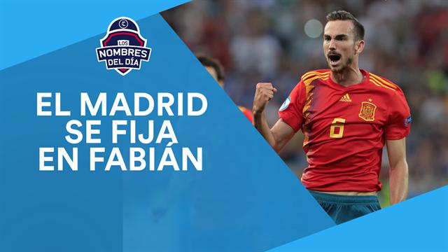 Fabián, Klopp Eriksen, el Barça y el Virus FIFA, los nombres del día