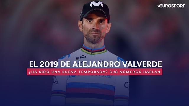 El 2019 de Alejandro Valverde, a debate: sus números hablan por sí solos