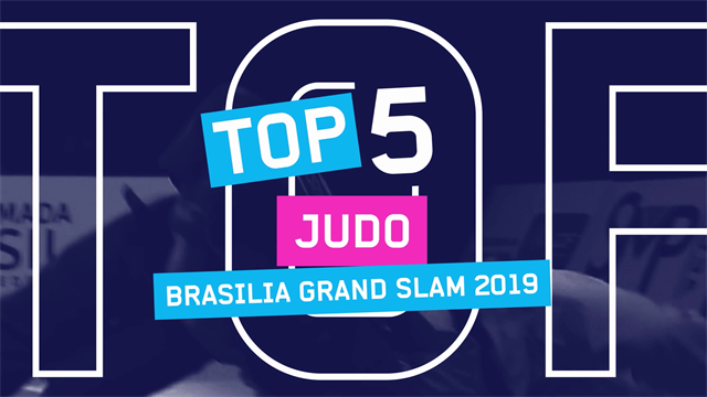 Top 5 moves from Brazilian Grand Slam