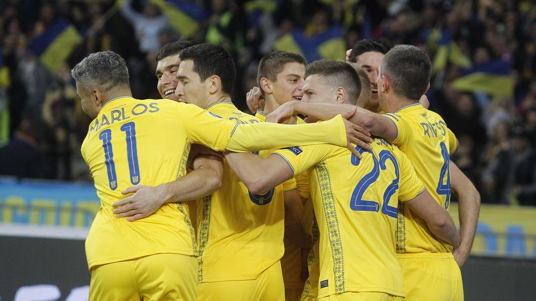Calendrier Portugal Euro 2020.Qualifications Euro 2020 L Ukraine Bat Le Portugal Et Se