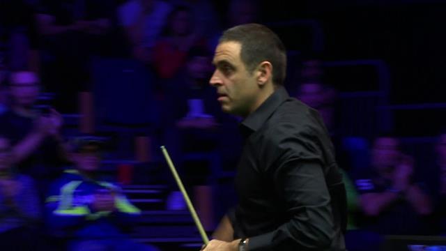 О'Салливан выдержал проверку О'Нилом на English Open и вышел во второй раунд