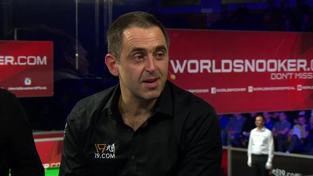 'Half of these players I don't even know who they are' - O'Sullivan reacts to first round scare