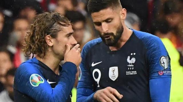 """Giroud : ''Je rentre à Chelsea regonflé à bloc"""""""