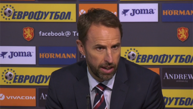 'England made major statement over racism' - Southgate
