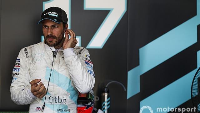 Paffett in Mercedes come consigliere e pilota di riserva