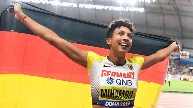 "Gold-Hoffnung Mihambo will mit ""110 Prozent"" zu Olympia"