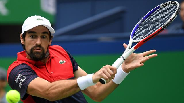 Chardy passe l'obstacle Kecmanovic