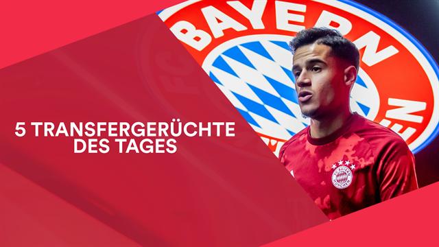 Bayern und Coutinho: Barça zeigt sich gesprächsbereit