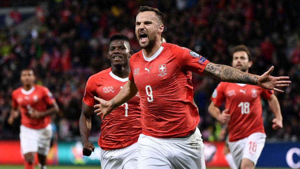 Em Qualifikation Schweiz Feiert Wichtigen Erfolg Gegen