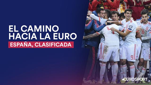 Invicta y en plena regeneración: Así ha sido el camino de España rumbo a la Eurocopa