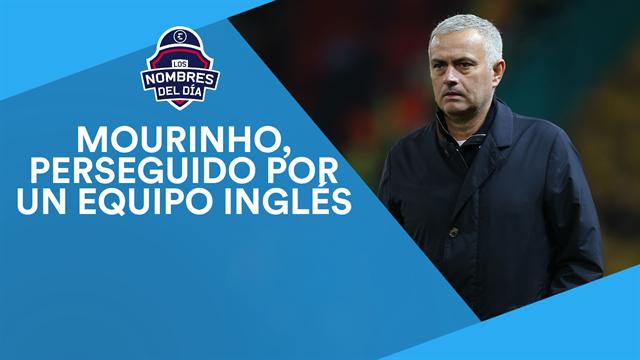 Mourinho, Fabián, Wenger, Rodrigo y Ansu Fati, los nombres del día