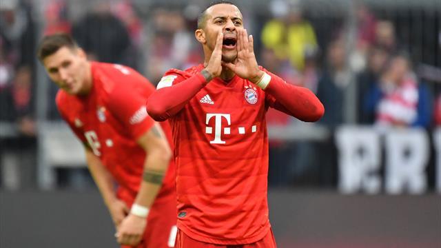 """Schon wieder """"Thiago oder nix"""": Wie entscheidet der FC Bayern?"""