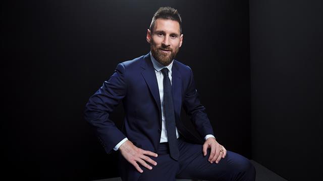 """Messi : """"Un trophée à mettre au crédit de toute l'équipe"""""""
