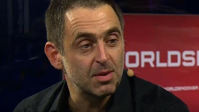 Ronnie O'Sullivan laughs off chance to break another record