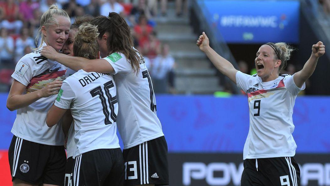 Dfb Frauen Gegen England 90 000 Tickets Fur Wembley