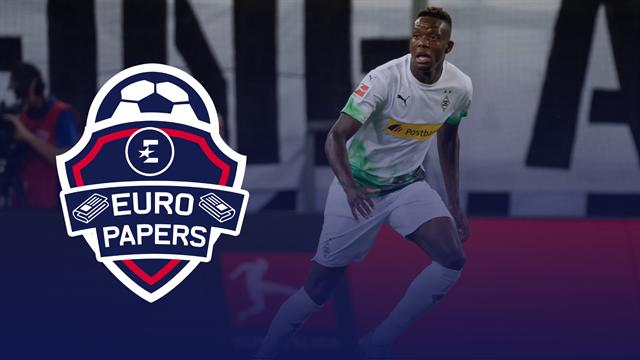 Euro Papers: United v Tottenham for star midfielder Zakaria
