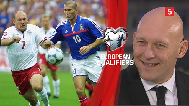 Gravesen fortæller om at spille 'kant' mod Zidane: Jeg prøvede i starten, men jeg gav op