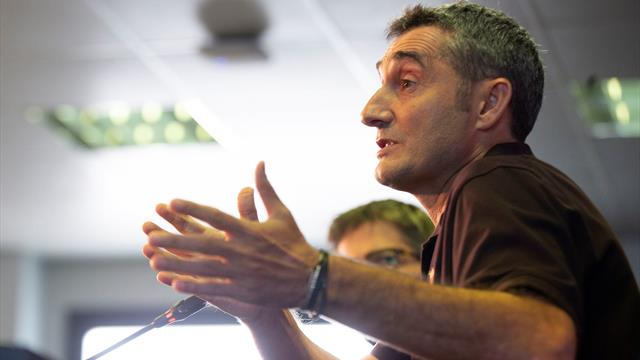 "Ernesto Valverde: ""Me gusta que hayamos sabido reaccionar"""