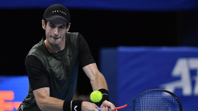 Murray racks up another singles win