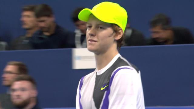 Tennis: Stan Wawrinka enchaîne à Anvers