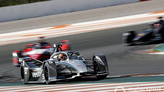 Formula E to hold second race simulation in Valencia