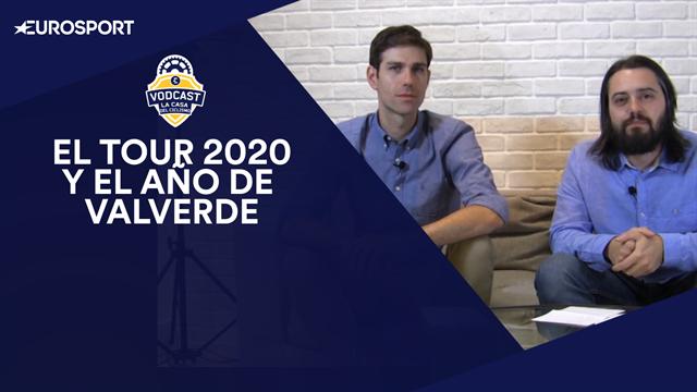 VODCAST 'La Casa del Ciclismo': Las claves del Tour 2020 y ponemos nota al año de Valverde