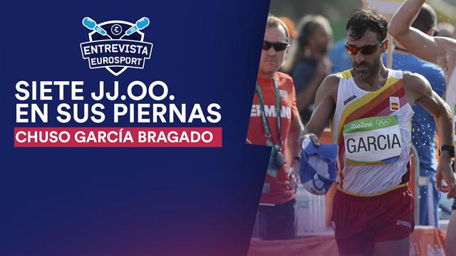 Así rememora Bragado sus siete Juegos Olímpicos para Eurosport
