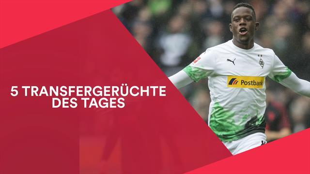 Bayern und Dortmund jagen Gladbach-Star Zakaria