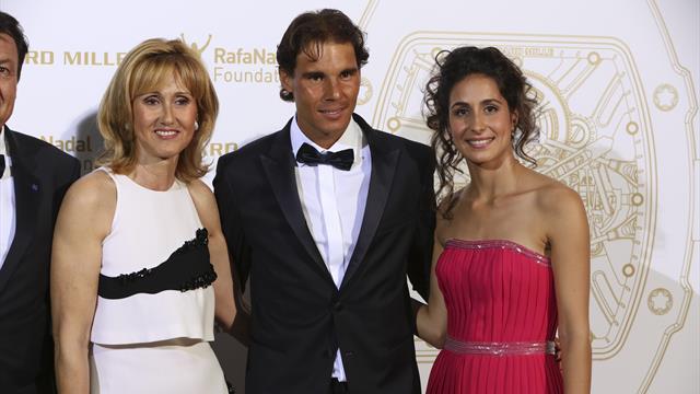 Rafael Nadal s'est marié