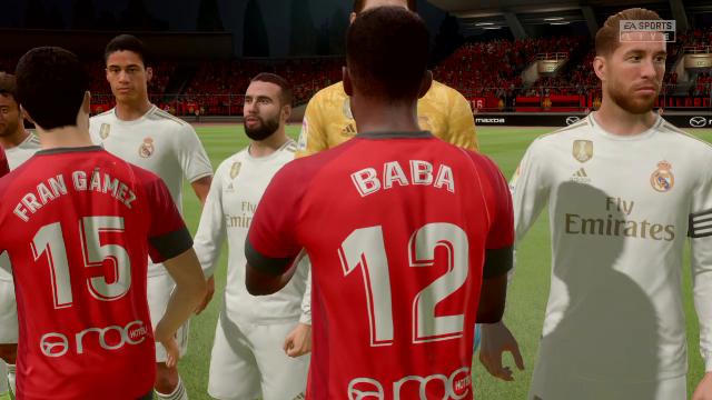 Liga Virtual: Así ha quedado el Mallorca-Madrid