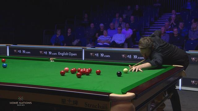 'Well played' - Walden sinks brilliant double