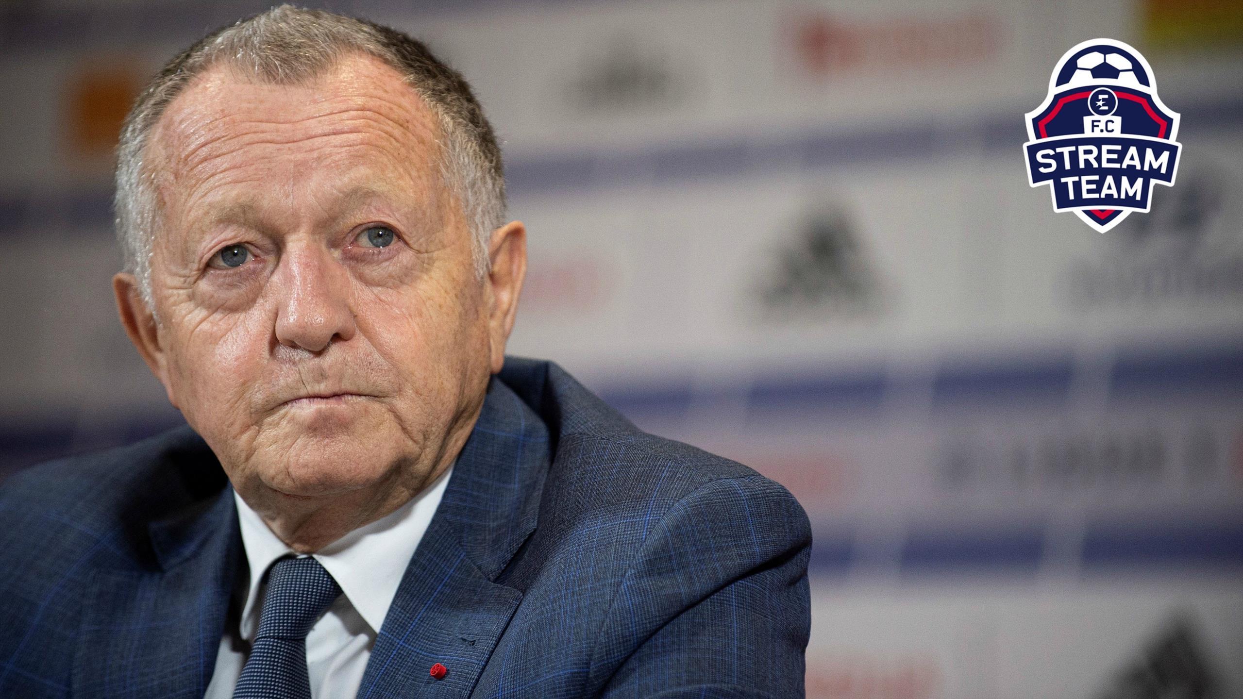 Spotify, contrats et pass sanitaire : Aulas dévoile ses solutions pour le foot français