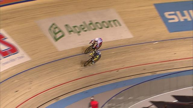 Che sprint della Anastasia Voynova: alla russa il titolo europeo