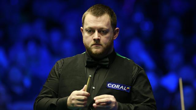 Allen sets up Selby showdown, Ford crushes Tian at English Open