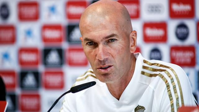 'Pure coincidence' - Zidane on meeting Pogba